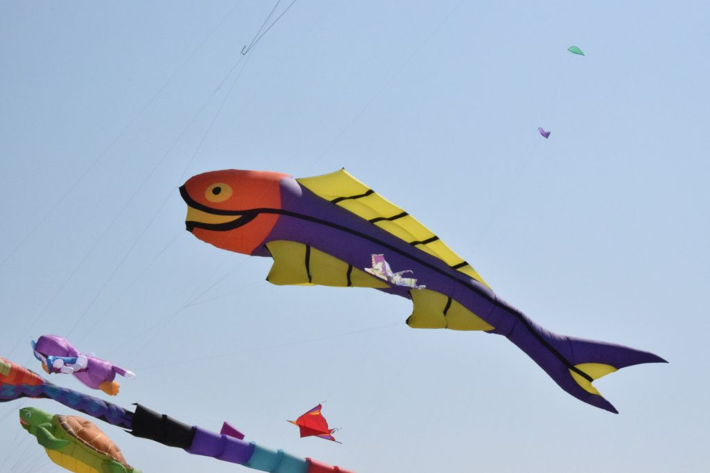 ARTEVENTO FESTIVAL 2019, 39th International Kite Festival
