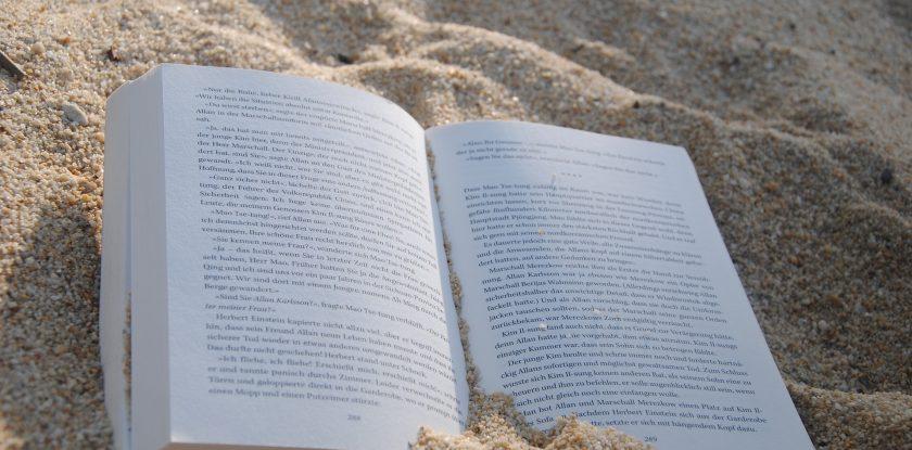 spiaggia libro book buch