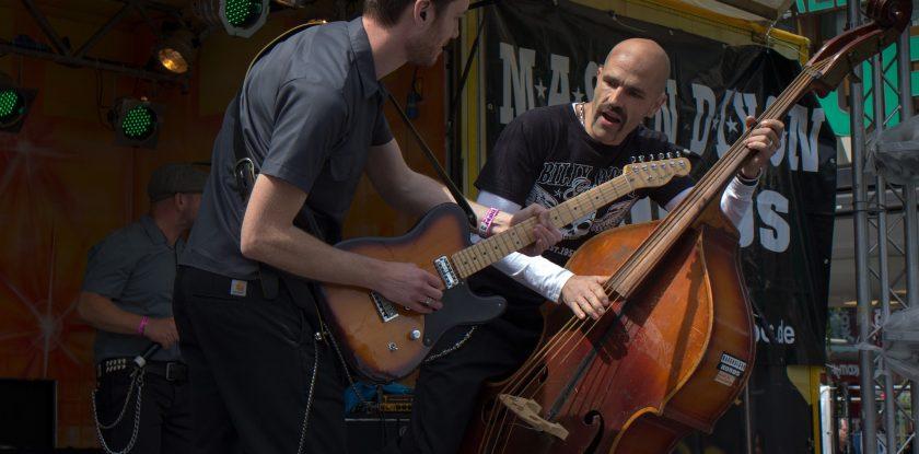 Musikfestival Festa della musica music festival