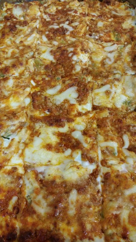 lasagne ok