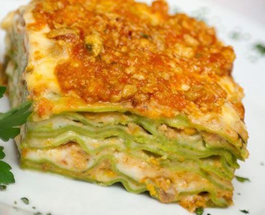 Lasagne Verdi al Forno Lasagna