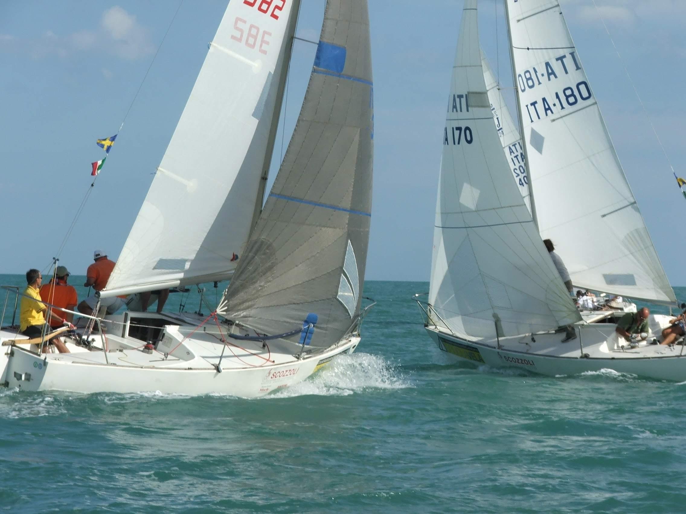 sailing vela segel