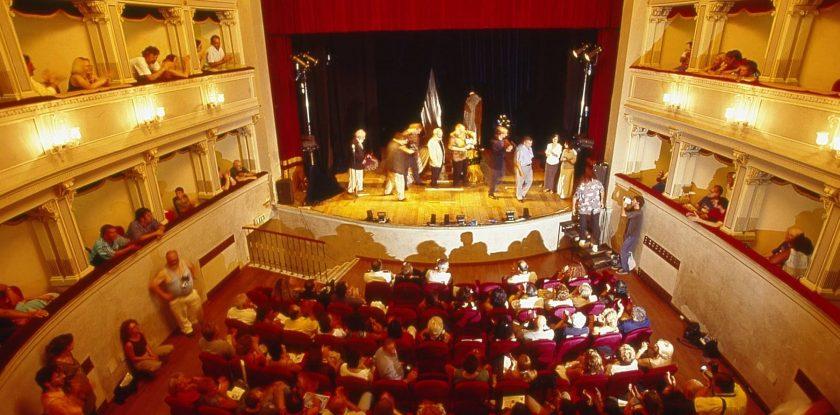teatro theater stadttheater