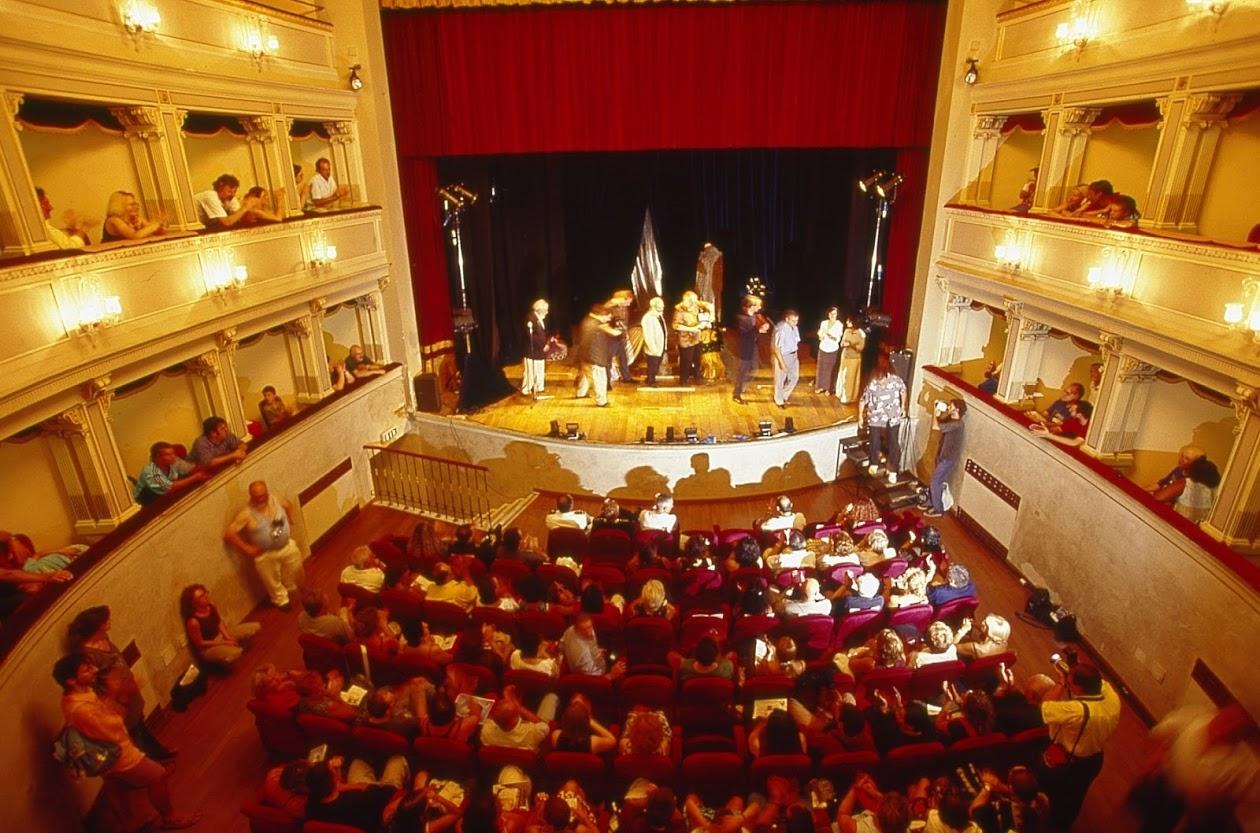 teatro theater