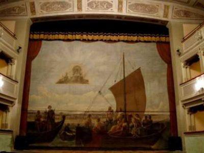 teatro velario