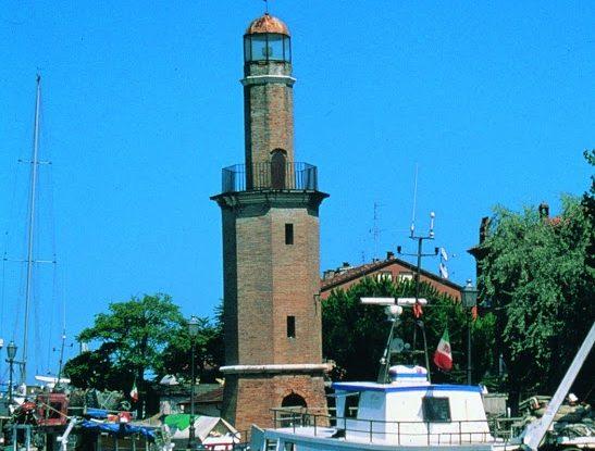 faro antico lighthouse Leuchtturm