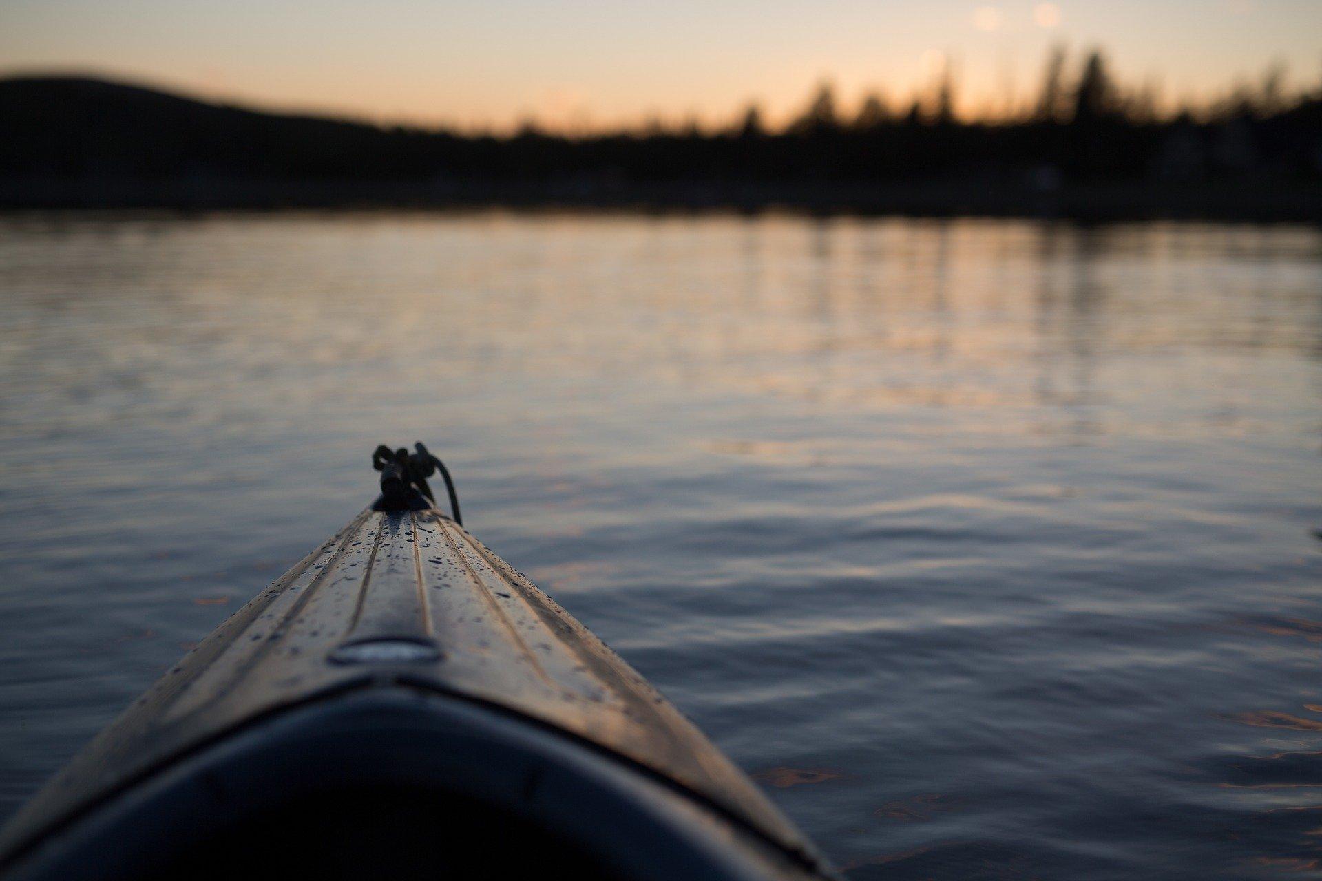 Canoa Bevano canoe kanu